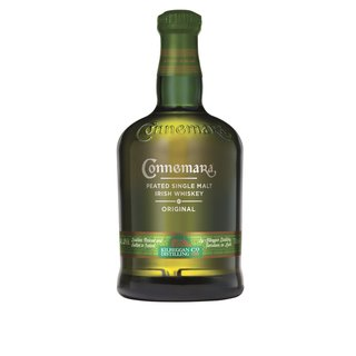 Connemara Peated Single Malt Irish Whiskey 40% vol. 0,7l