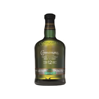 Connemara Peated Single Malt Irish Whiskey 12 Jahre 40%...