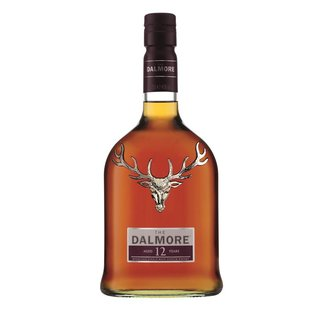 The Dalmore 12 Jahre Highland Single Malt Whisky 40% vol....