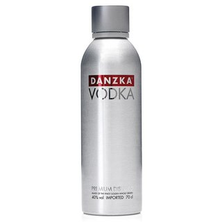 Danzka Vodka Red Vodka 40% vol.