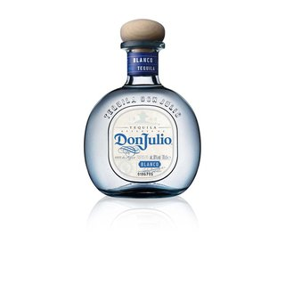 Don Julio Blanco Tequila 100% Agave 38% vol. 0,7l