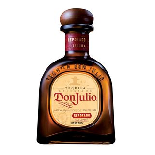 Don Julio Reposado Tequila 100% Agave 38% vol. 0,7l