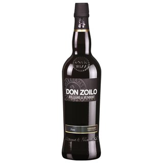 Don Zoilo Fino Very Dry Sherry 15% vol. 0,75l