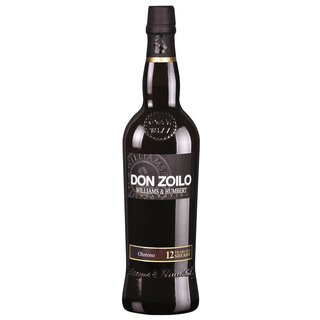 Don Zoilo Oloroso Dry Sherry 12 Jahre 19% vol. 0,75l