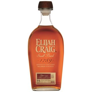 Elijah Craig Small Batch Bourbon Whiskey 47% vol. 0,7l