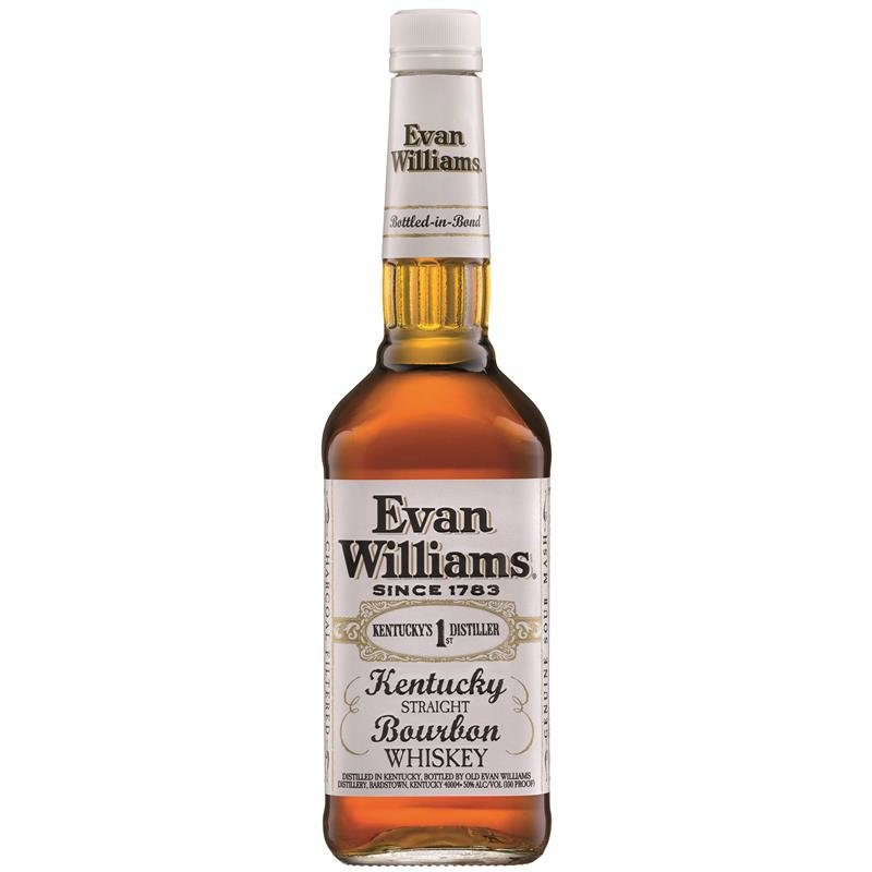 Evan Williams Bottled Bond Kentucky Bourbon Whiskey 50% vol. 0,7l
