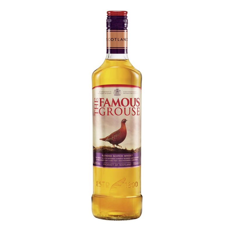 Famous Grouse Finest Blended Scotch Whisky 40% vol. 0,7l