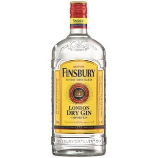 Finsbury London Dry Gin 37,5% vol.