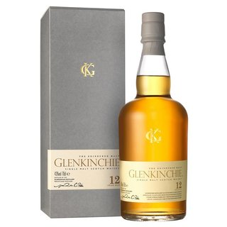 Glenkinchie 12 Jahre Lowland Malt Whisky 43% vol. 0,7l