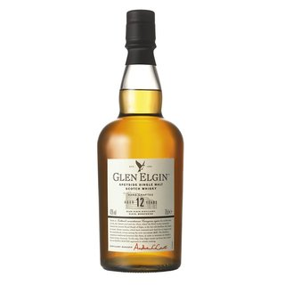 Glen Elgin 12 Jahre Speyside Single Malt Whisky 43% vol....