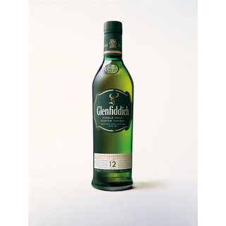 Glenfiddich 12 Jahre Special Reserve Single Malt Whisky...