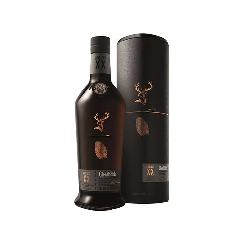 Glenfiddich Project XX Single Malt Scotch Whisky 47% vol. 0,7l