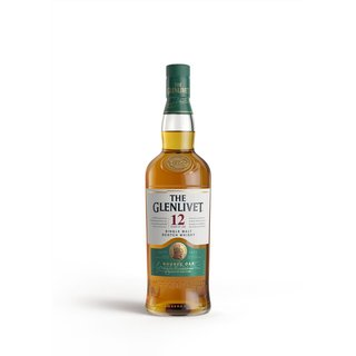 The Glenlivet 12 Jahre Highland Single Malt Whisky 40%...