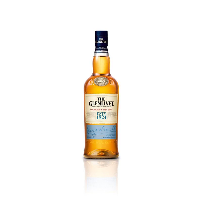 The Glenlivet Founders Reserve Highland Single Malt Whisky 40% vol. 0,7l