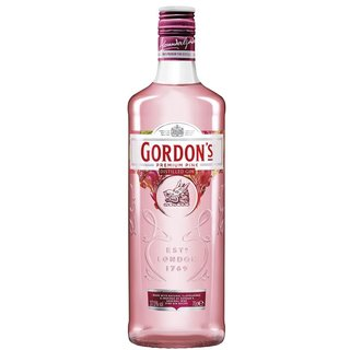 Gordons Pink Dry Gin Special London Dry Gin 37,5% vol. 0,7l