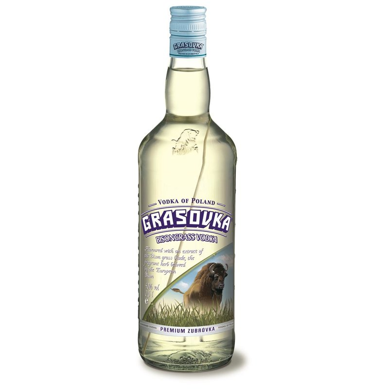 Grasovka Vodka 40% vol.