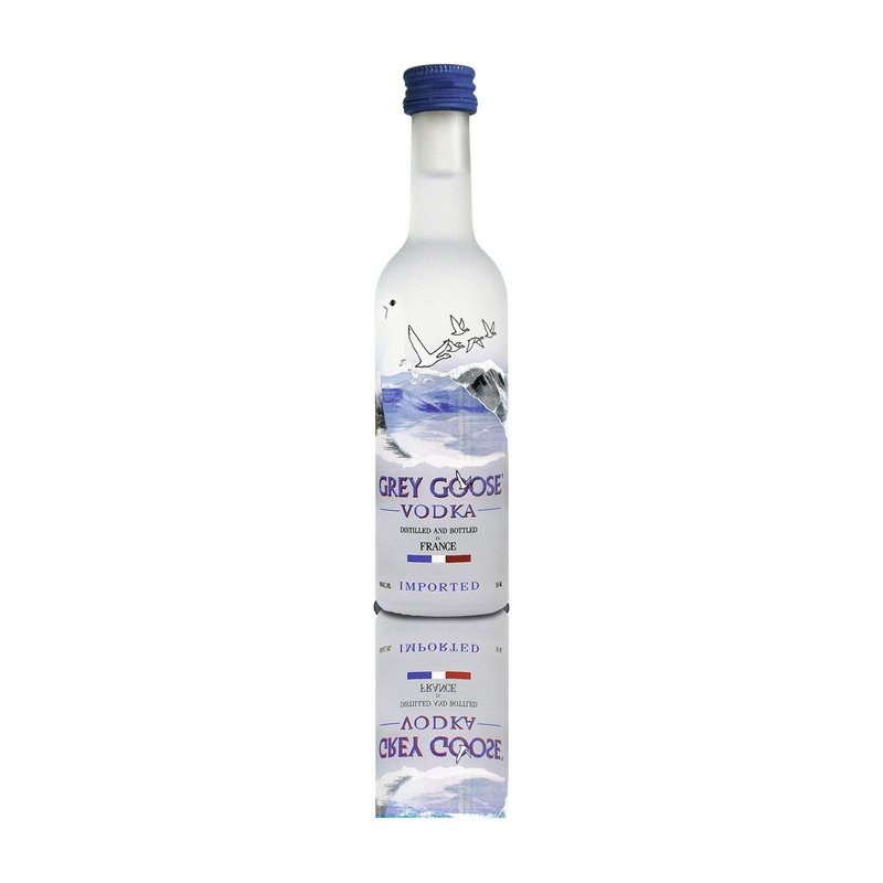 Grey Goose Vodka 12 x 5 cl Miniaturen 40% vol. 0,6l