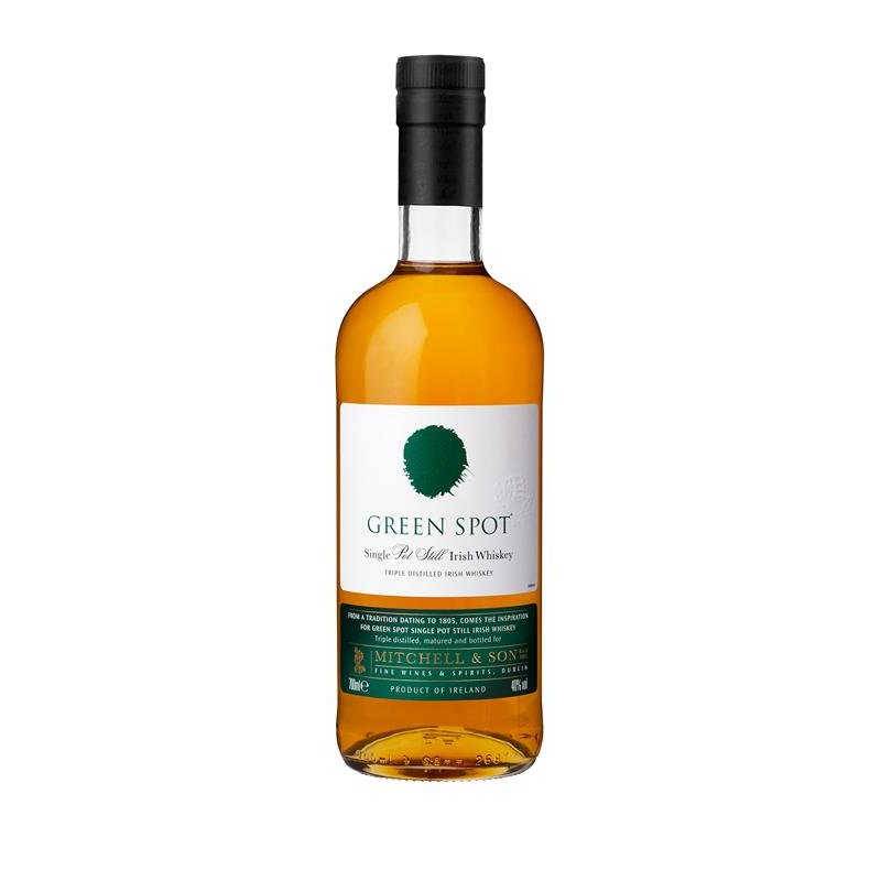 Green Spot Single Pot Still Irish Whiskey 40% vol. 0,7 l