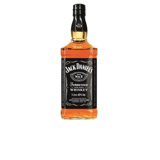 Jack Daniels Tennessee Whiskey 40% vol.