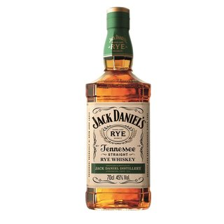 Jack Daniels Rye Tennessee Whiskey 45% vol. 0,7l