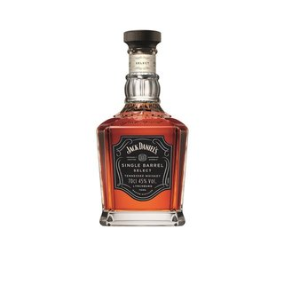 Jack Daniels Single Barrel Tennessee Whiskey 45% vol. 0,7l