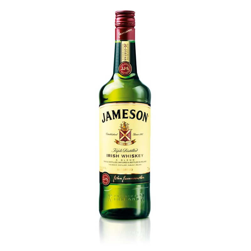 Jameson Blended Irish Whiskey 40% vol.
