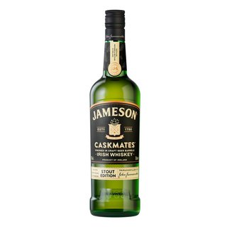 Jameson Caskmates Blended Irish Whiskey 40% vol. 0,7l