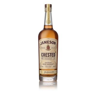 Jameson Crested Blended Irish Whiskey 40% vol. 0,7l