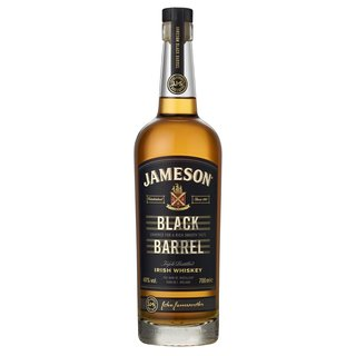 Jameson Black Barrel Blended Irish Whiskey 40% vol. 0,7l
