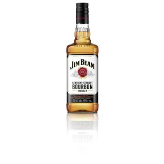 Jim Beam Kentucky Straight Bourbon Whiskey 40% vol.