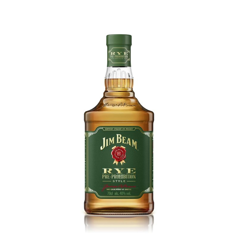 Jim Beam Rye Kentucky Straight Whiskey 40% vol. 0,7 l