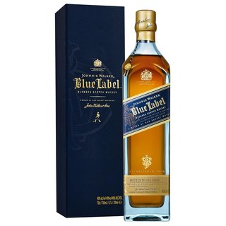 Johnnie Walker Blue Label Premium Scotch Whisky 40% vol....