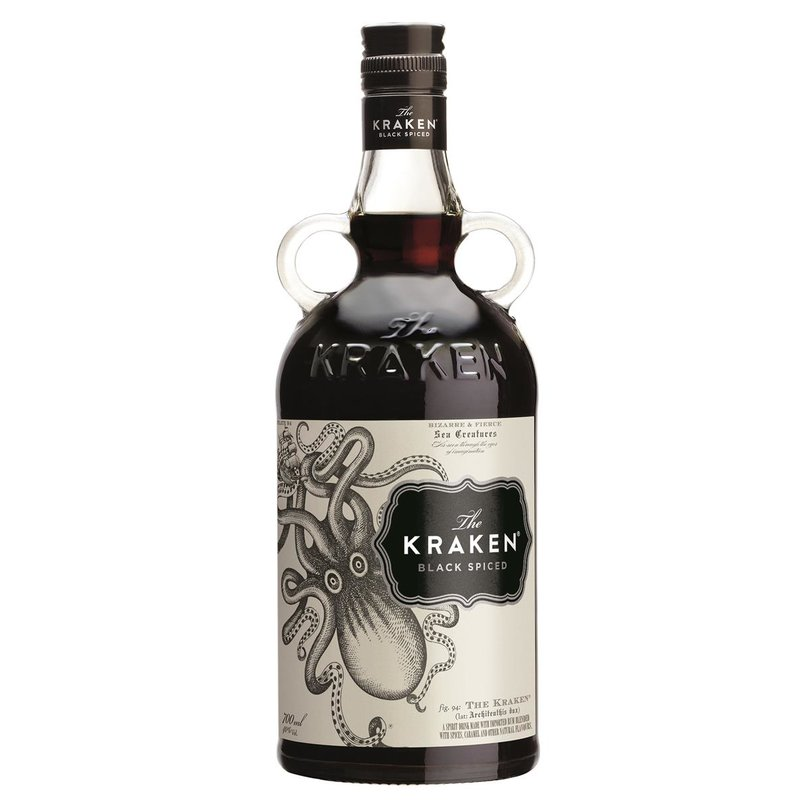 Kraken Black Spiced Rum 40% vol. 0,7l