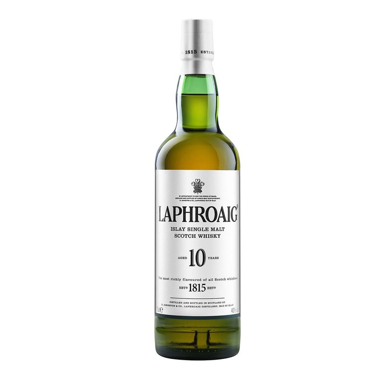 Laphroaig 10 Jahre Islay Single Malt Whisky 40% vol. 0,7l