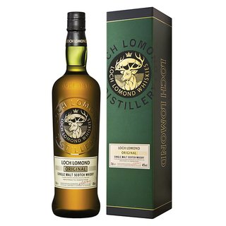 Loch Lomond Original Highland Single Malt Whisky 40% vol....