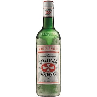 Malteserkreuz Aquavit 40% vol.