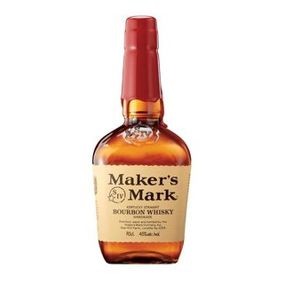 Makers Mark Kentucky Straight Bourbon Whiskey 45% vol.
