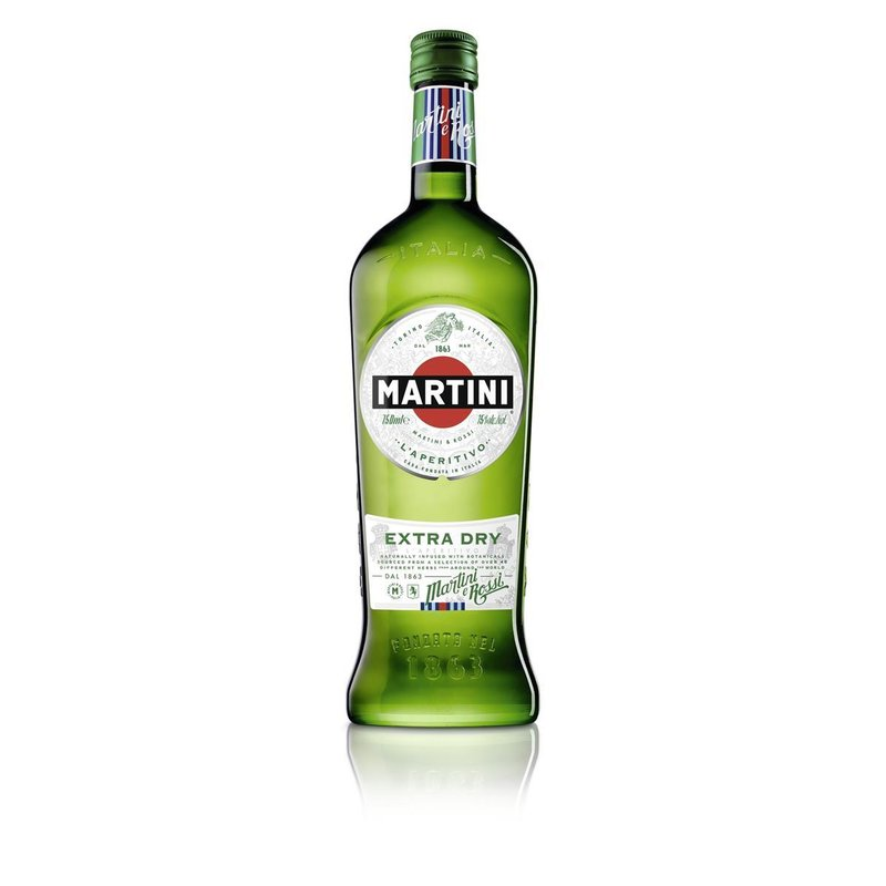 Martini Extra Dry Vermouth 15% vol. 0,75 l