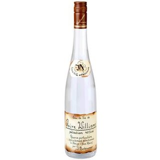 Nusbaumer Poire Williams Birnenbrand Eau de Vie 40% vol....