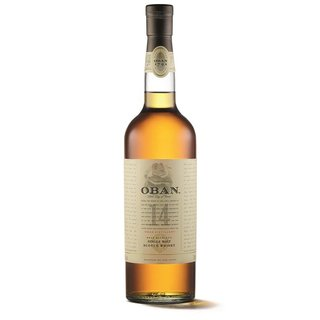 Oban 14 Jahre Single Malt Scotch Whisky 43% vol. 0,7l