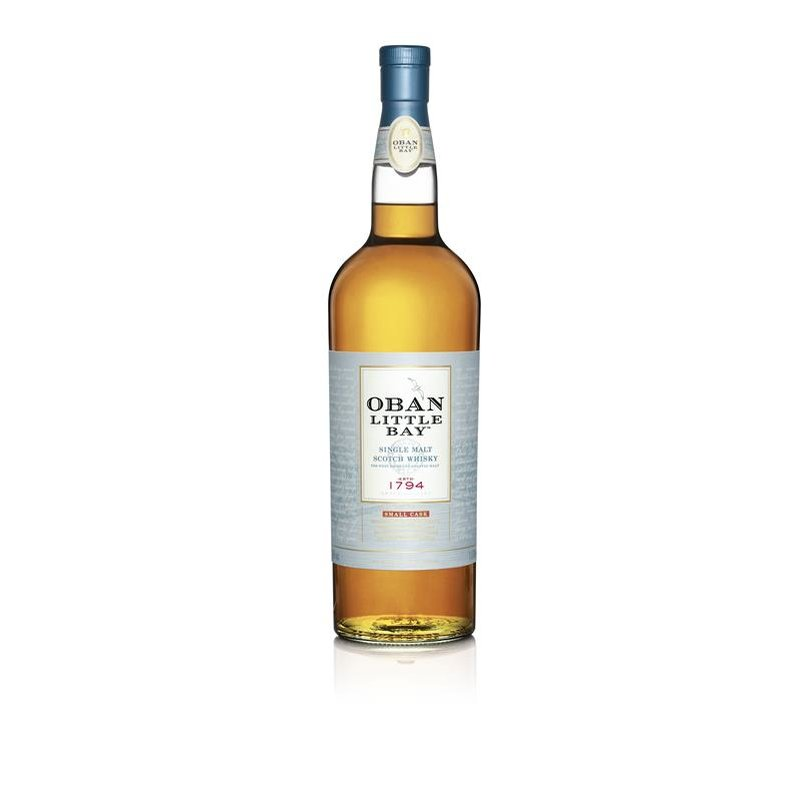 Oban Little Bay Highland Single Malt Scotch Whisky 43% vol. 0,7l