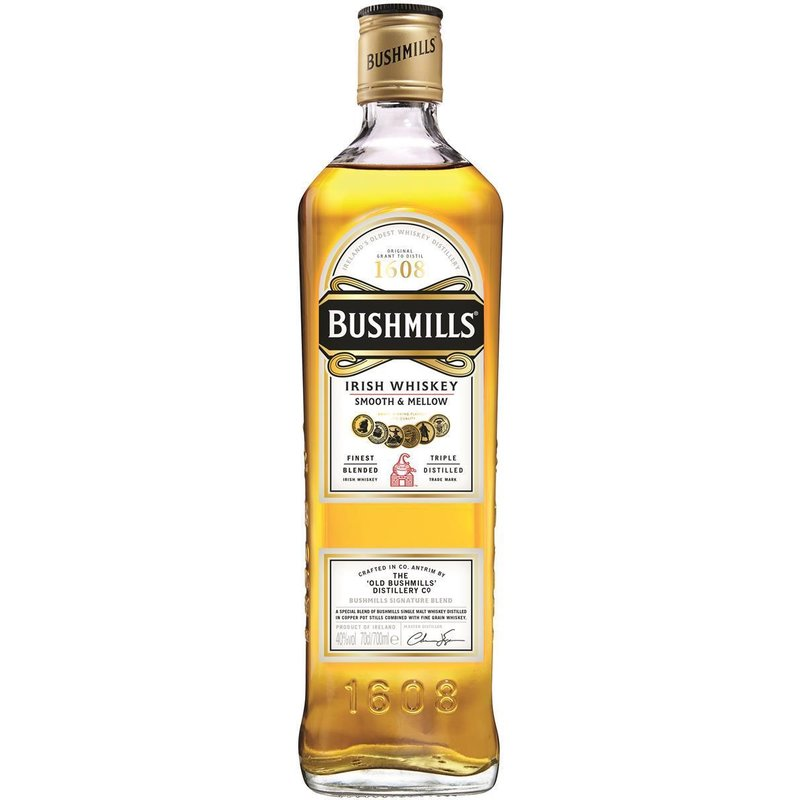 Bushmills The Original Irish Whiskey 40% vol.
