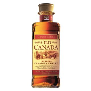 Old Canada McGuinness Whisky 40% vol. 0,7l