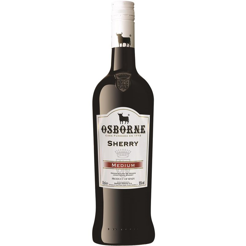 Osborne Sherry Medium 15% vol. 0,75 l
