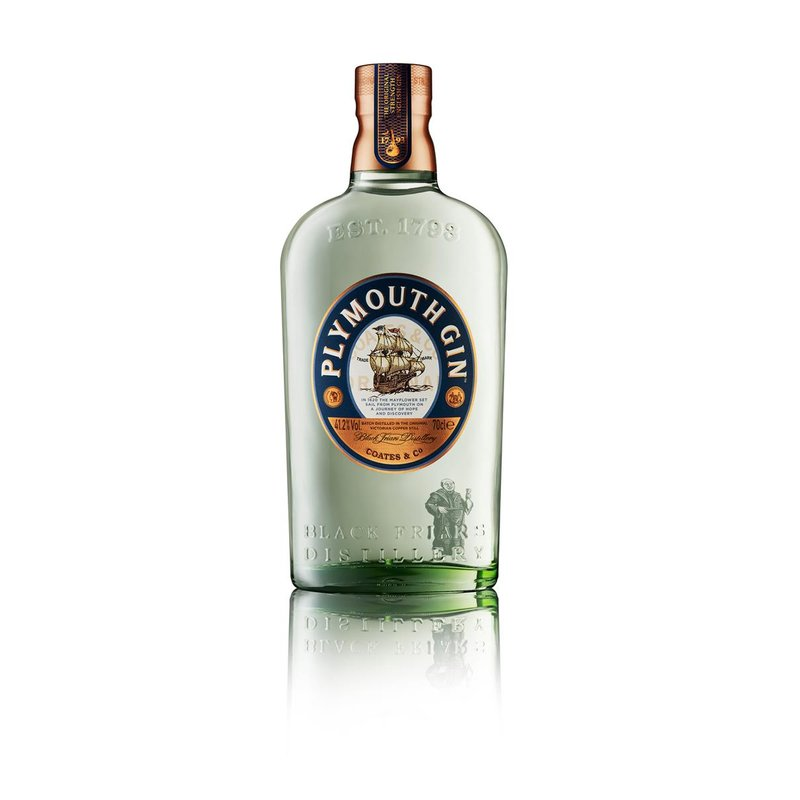 Plymouth Gin Original Strength 41,2% vol. 0,7 l
