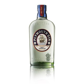 Plymouth Gin Navy Strength 57% vol. 0,7l