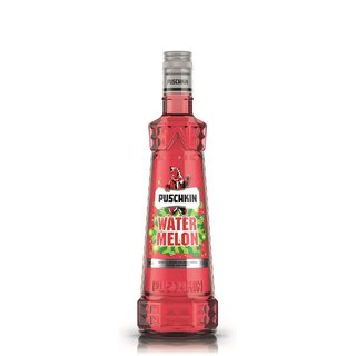 Puschkin Watermelon Vodka mit Wassermelone 17,5% vol. 0,7l