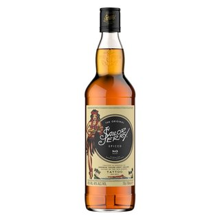Sailor Jerry Rum 40% vol. 0,7l