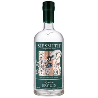 Sipsmith Gin London Dry Gin 41,6% vol. 0,7l