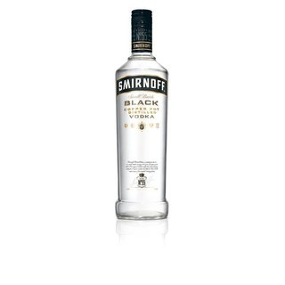 Smirnoff Black Label Vodka 40% vol.